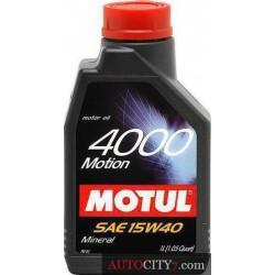Motul 4000 Motion 15W40 1L