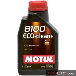 Motul 8100 Eco-clean+ 5W30 1L