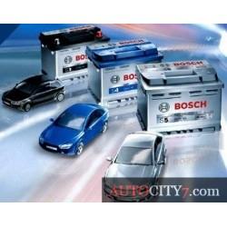Акумулатор BOSCH Silver S4