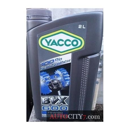 YACCO BVX 600 75W90 2L