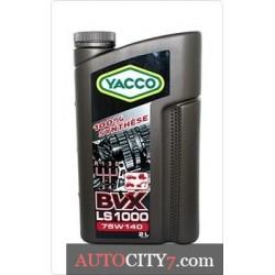 YACCO BVX LS 1000 75W140 2L