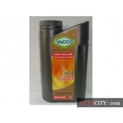 YACCO VX 600 5W40