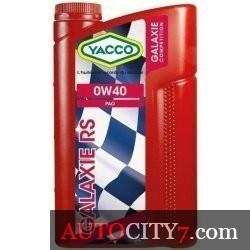 YACCO GALAXIE RS 0W40 2L