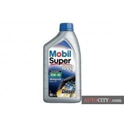 Mobil Super1000 X1 Diesel 15W40